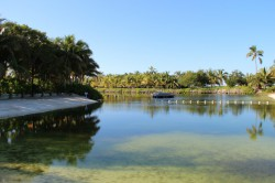 Shark Key Private Lagoon